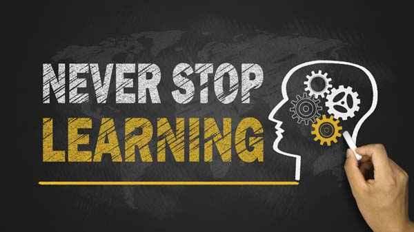 Never stop learning, Accademia di Seduzione Perfetta