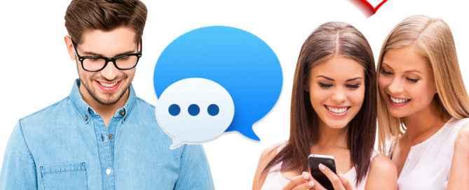 come chattare con una ragazza